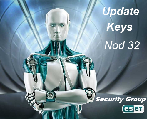 Update Keys Nod 32 от 17.12